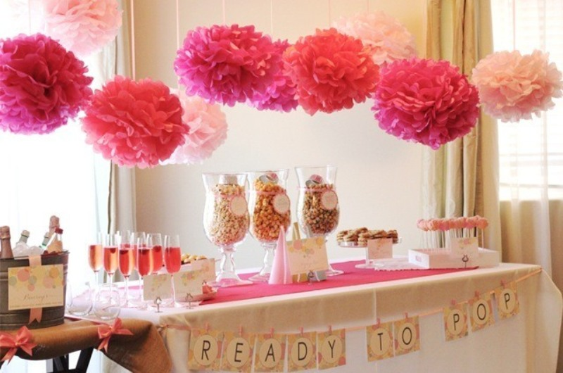 Como organizar un baby shower inolvidable - Organiser un baby shower ...