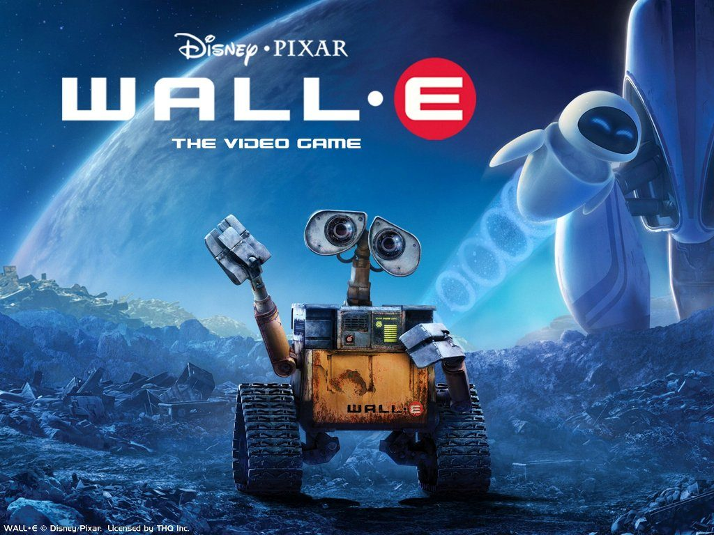 wall e educar en valores