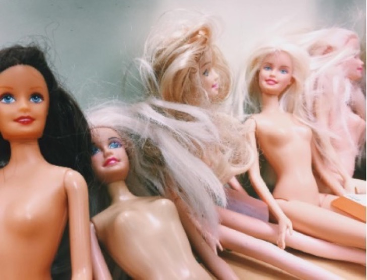 barbie desnudas