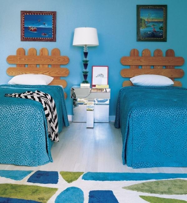 Cabeceros de cama ideas y dise os para decorar tu - Cabeceros originales infantiles ...