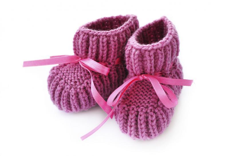 211d93ce Zapatos tejidos para bebés: ¡La opción más tierna!