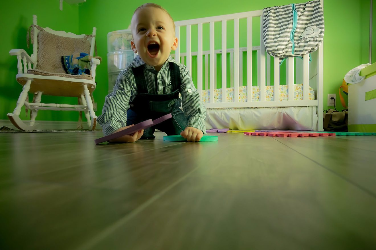 como estimular a un bebe pasivo