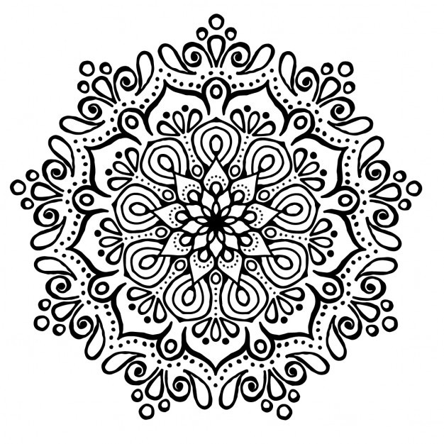 Mandalas gu a con im genes de m ndalas para colorear for Art et decoration pdf