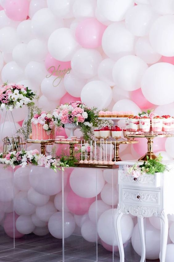 Decoración Con Globos 57 Ideas Increibles Para Fiestas Y Eventos