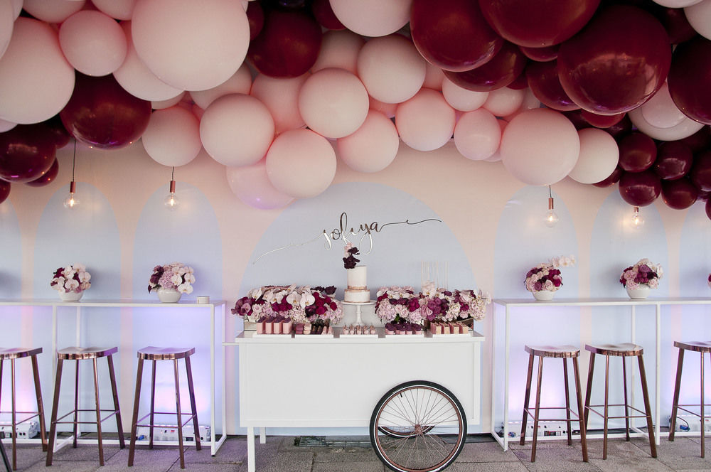Decoracin con Globos 57 Ideas increibles para fiestas y eventos