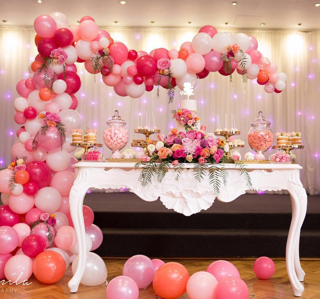 Decoraci n con globos 57 ideas increibles para fiestas y for Diy decoracion cumpleanos