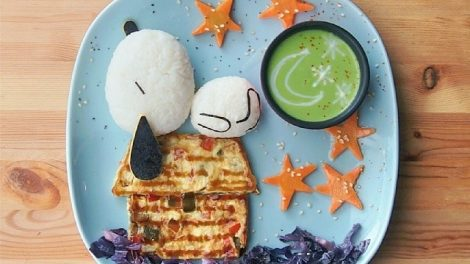 food art de samantha lee