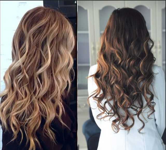 Mechas californianas 105 ideas para renovar tu look en el 2019 fotos - Como hacer mechas californianas en casa ...