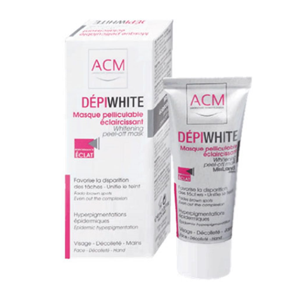 crema para cicatrices de Dephiwhite advanced