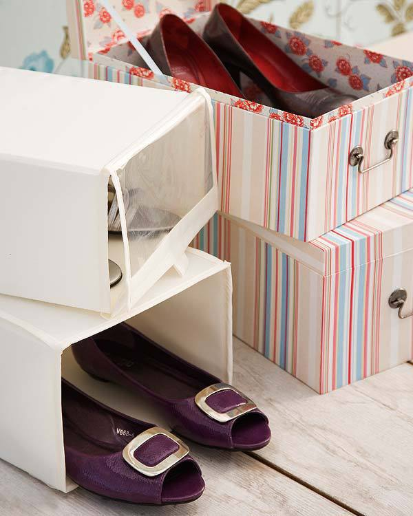 23 Ideas Para Guardar Zapatos Practicas Y Creativas Organizar