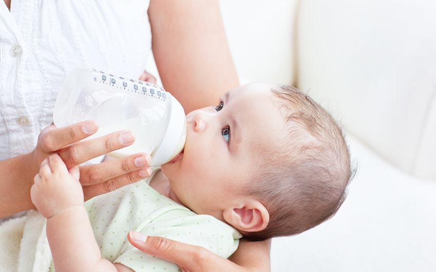 vomitos en bebes hidratacion
