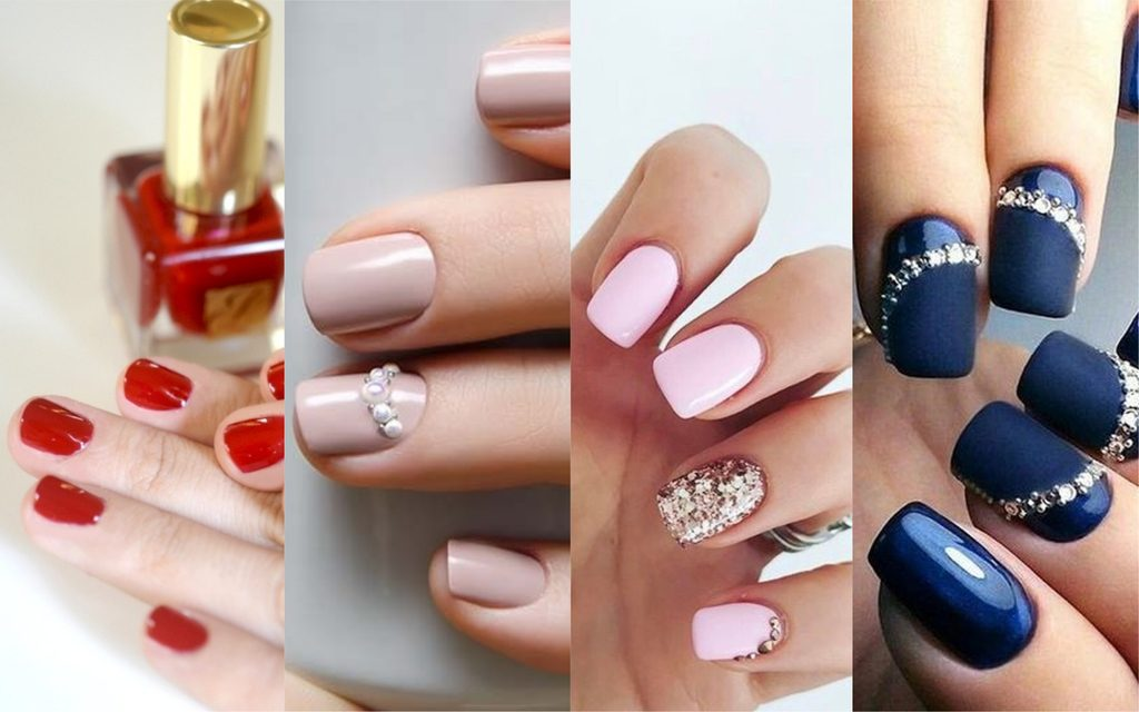 77 colores de u as que te enamorar n top tendencias en esmaltes - Colores de moda para unas ...
