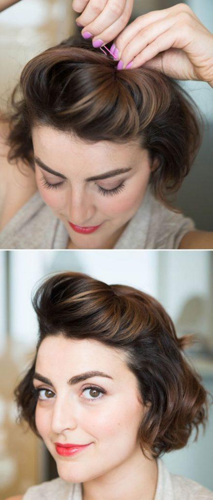 140 Peinados Para Fiesta Que Son Faciles Hermosos Y Elegantes Pelo