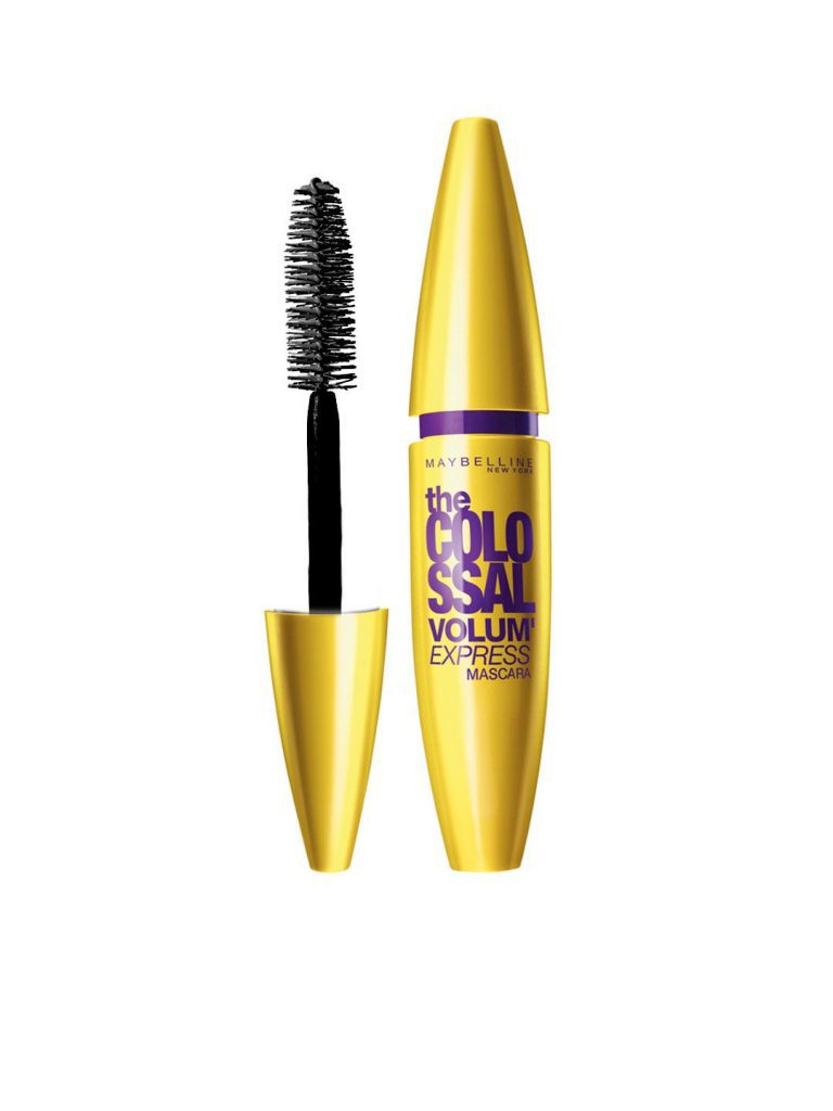 mascara de pestanas Colossal Volume Express Mascara