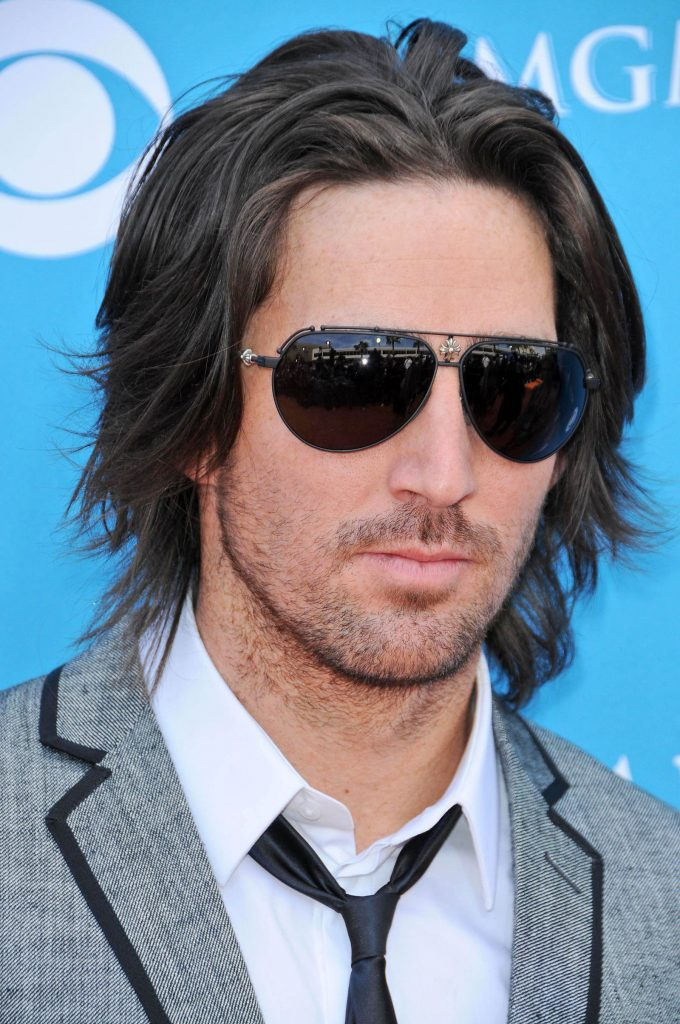long hairstyles for mens