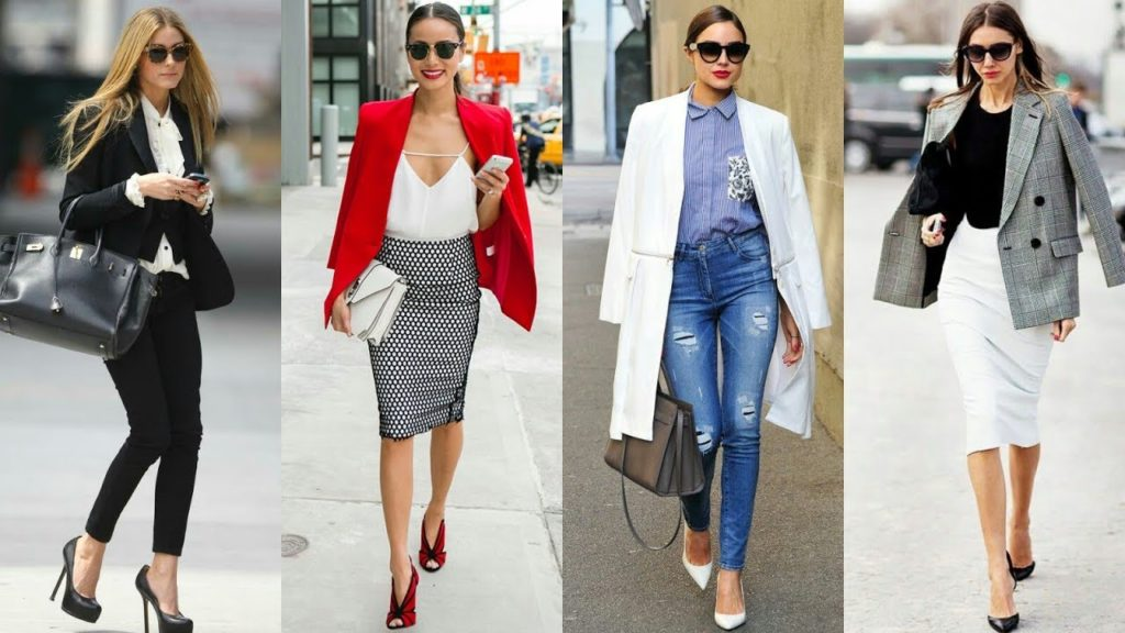 trabajo outfits