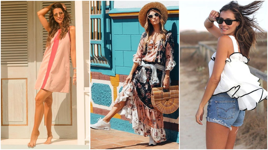 stunning outfit playero mujer 2019 en