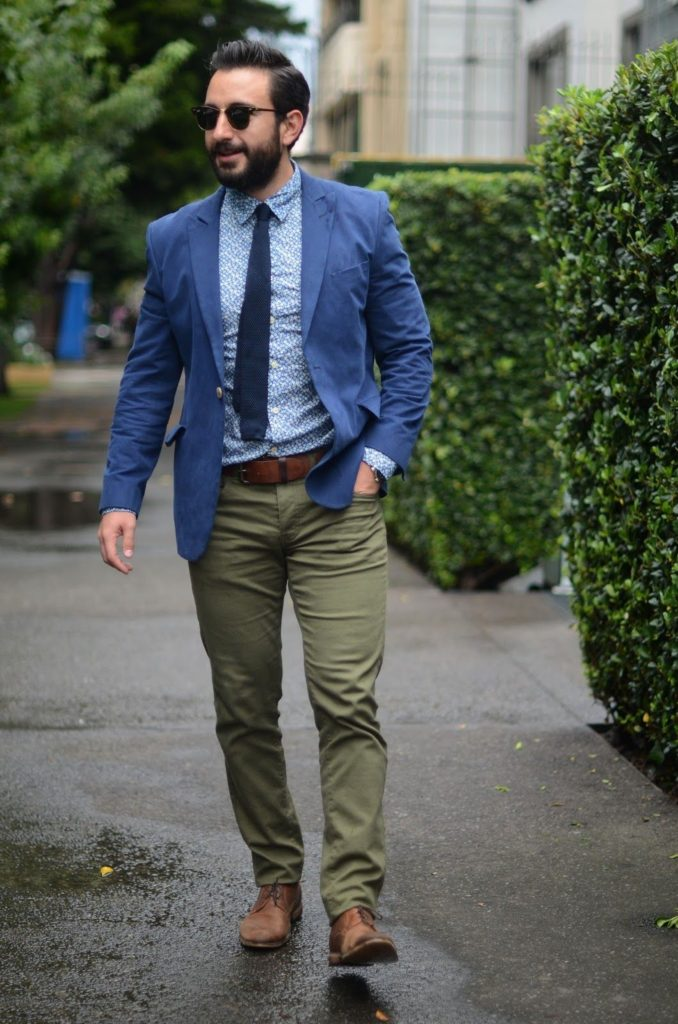 Outfit casuales para hombres