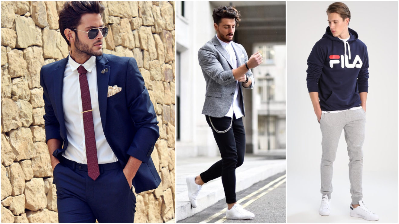 Outfits para hombres (Deportivo cfd500c9991