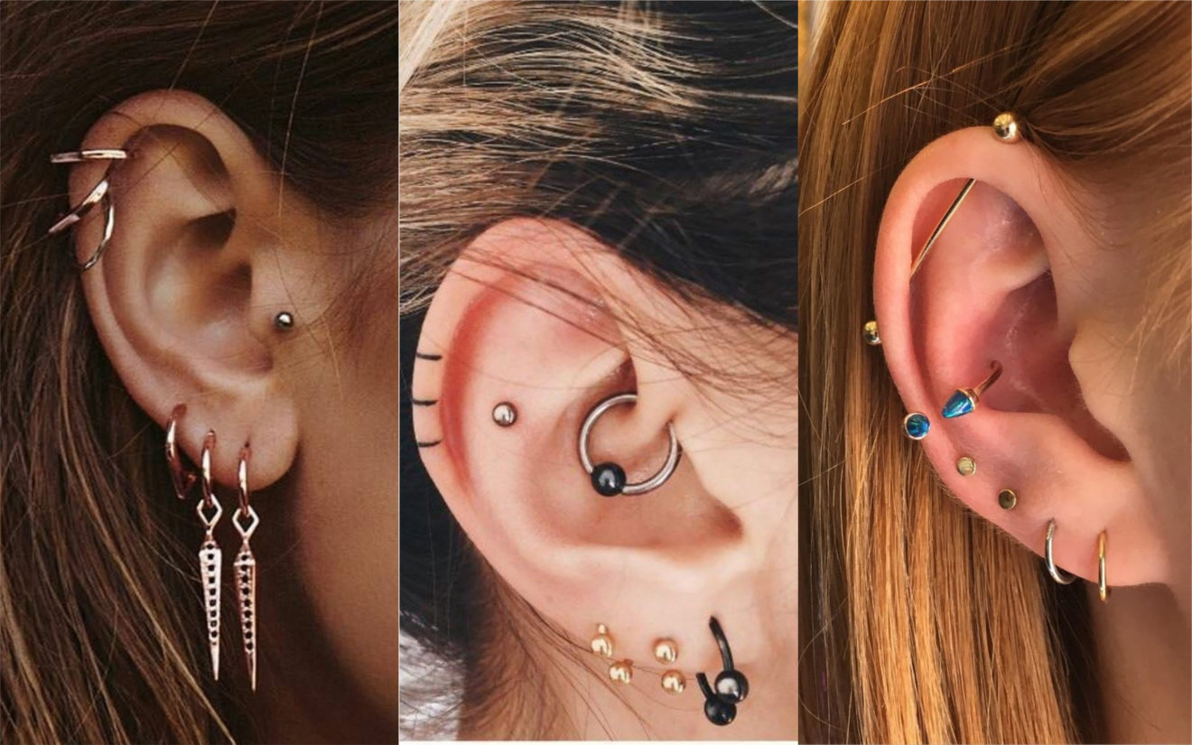 piercings en la oreja 2