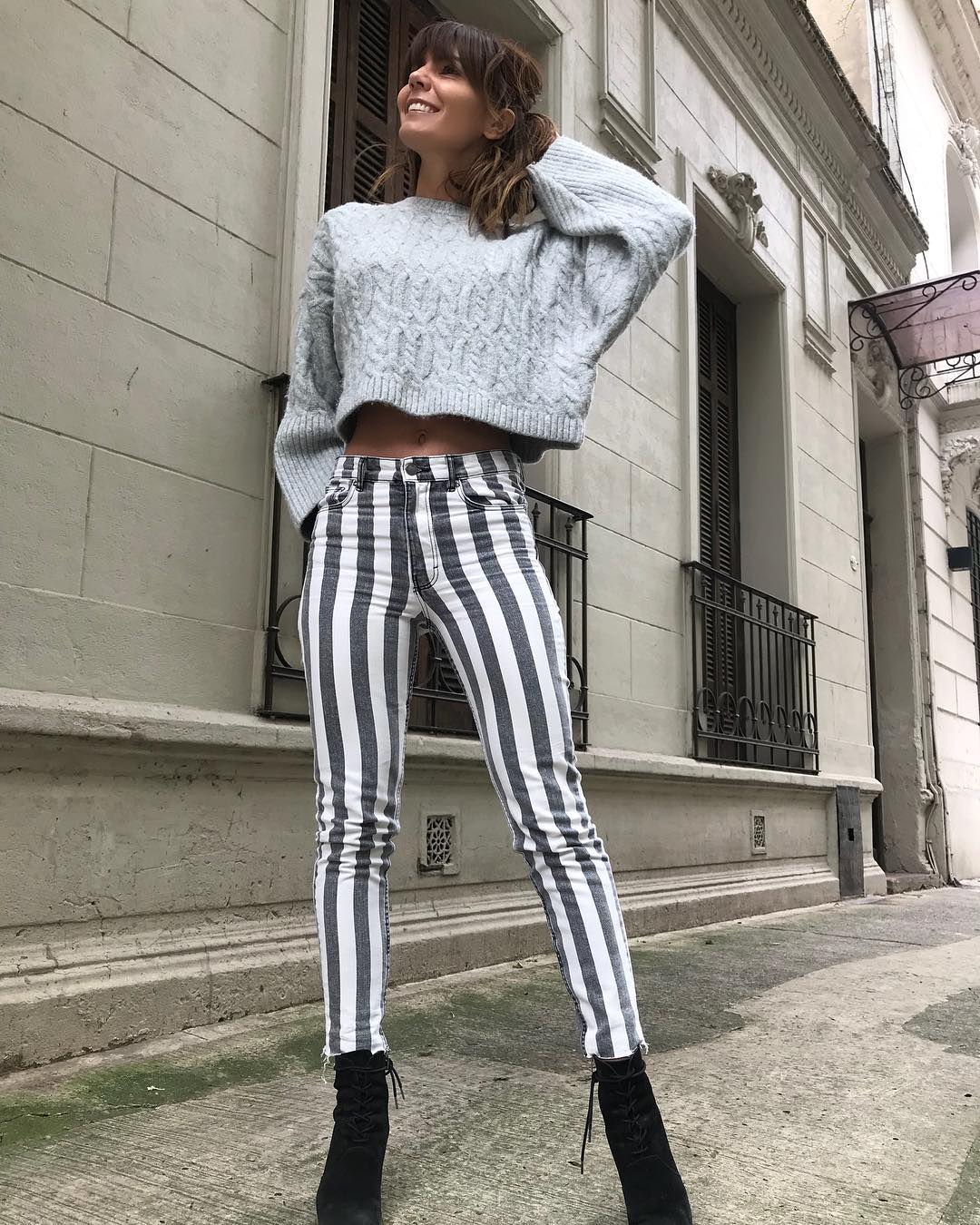 Outfit casual Titi Vazquez