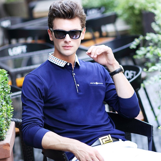 outfit business casual para hombres