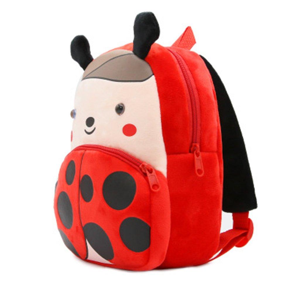 mochilas para niñas roja