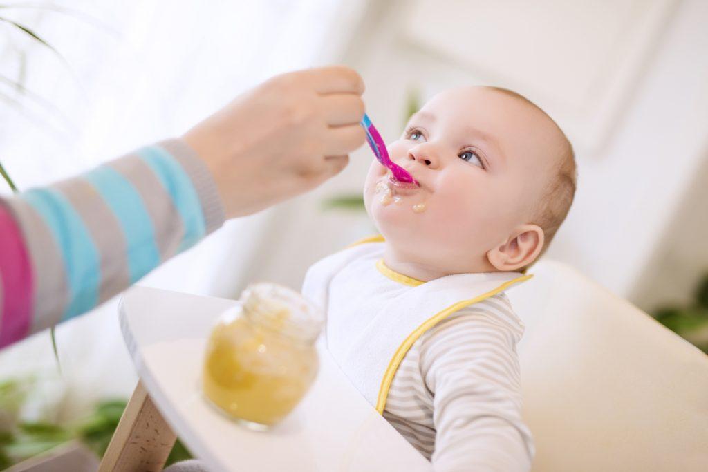 Papillas para bebes de 5 meses recetas