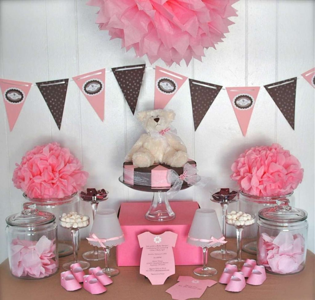 decoracion baby shower