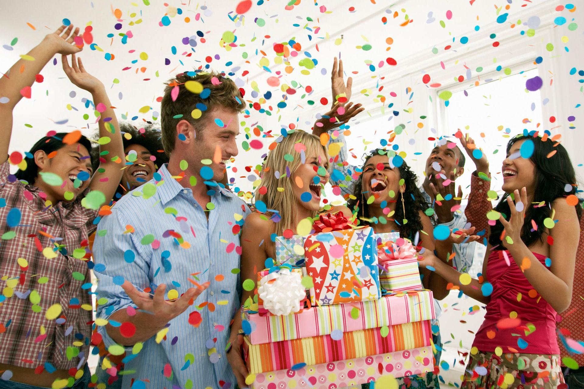ideas para regalar fiestas sorpresa