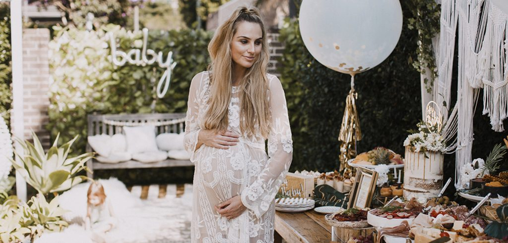 baby-shower-boho-chic