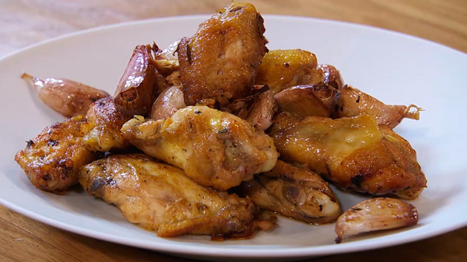 Recetas con alitas de pollo