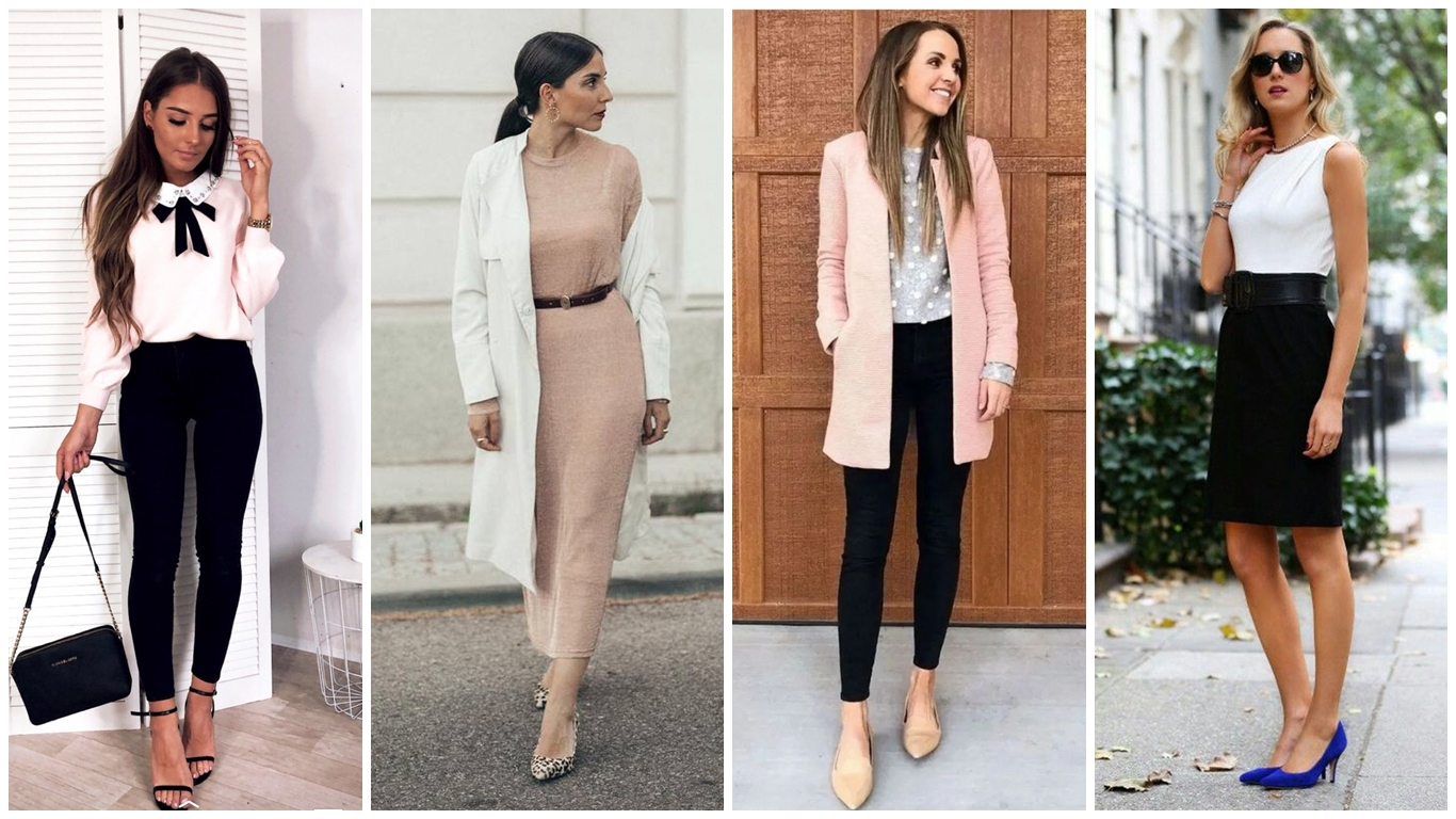 Outfit formal de mujer