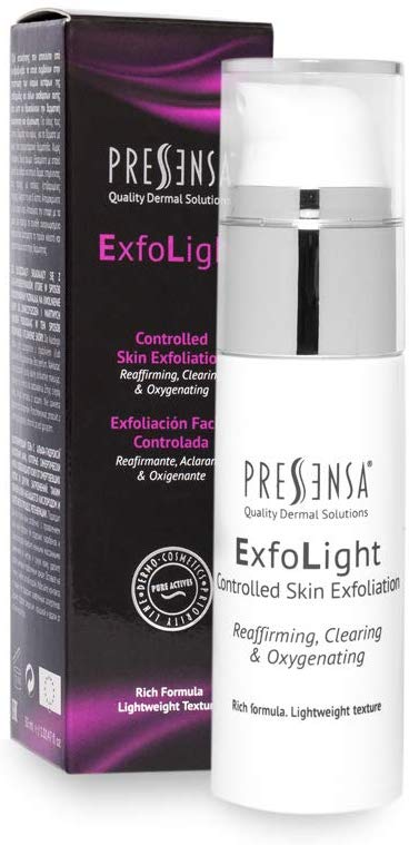 exfoliante para piel mixta ExfoLight Controlled Skin Exfoliation,