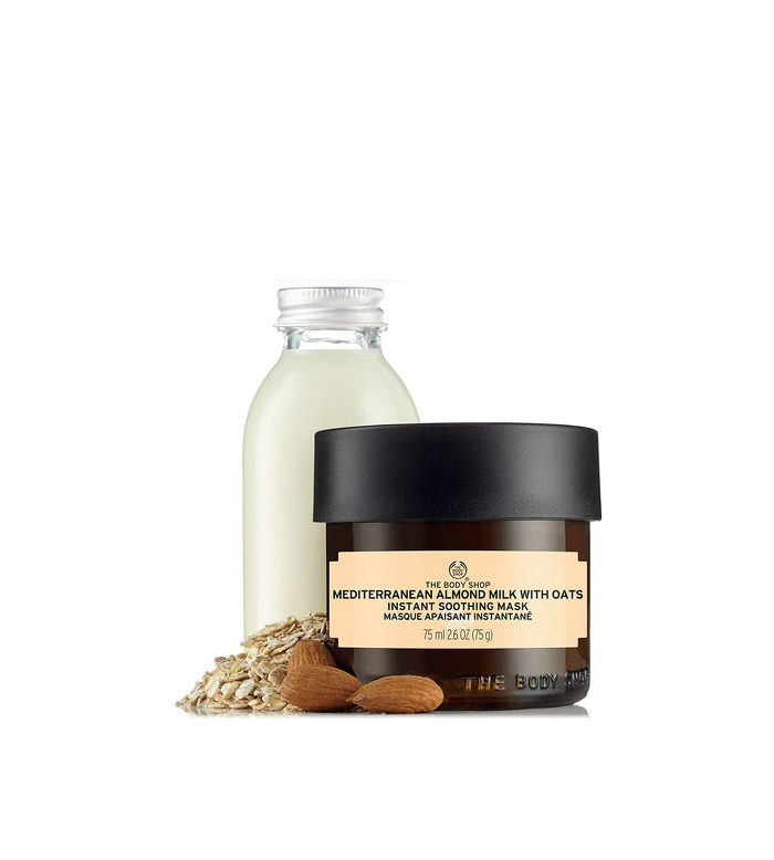 mascarilla facial avena the body shop
