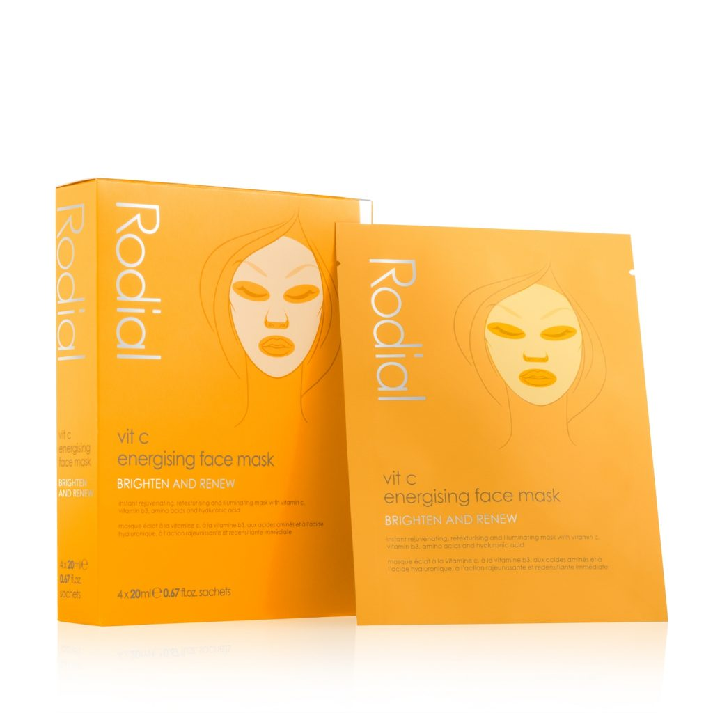 mascarilla facial rodial