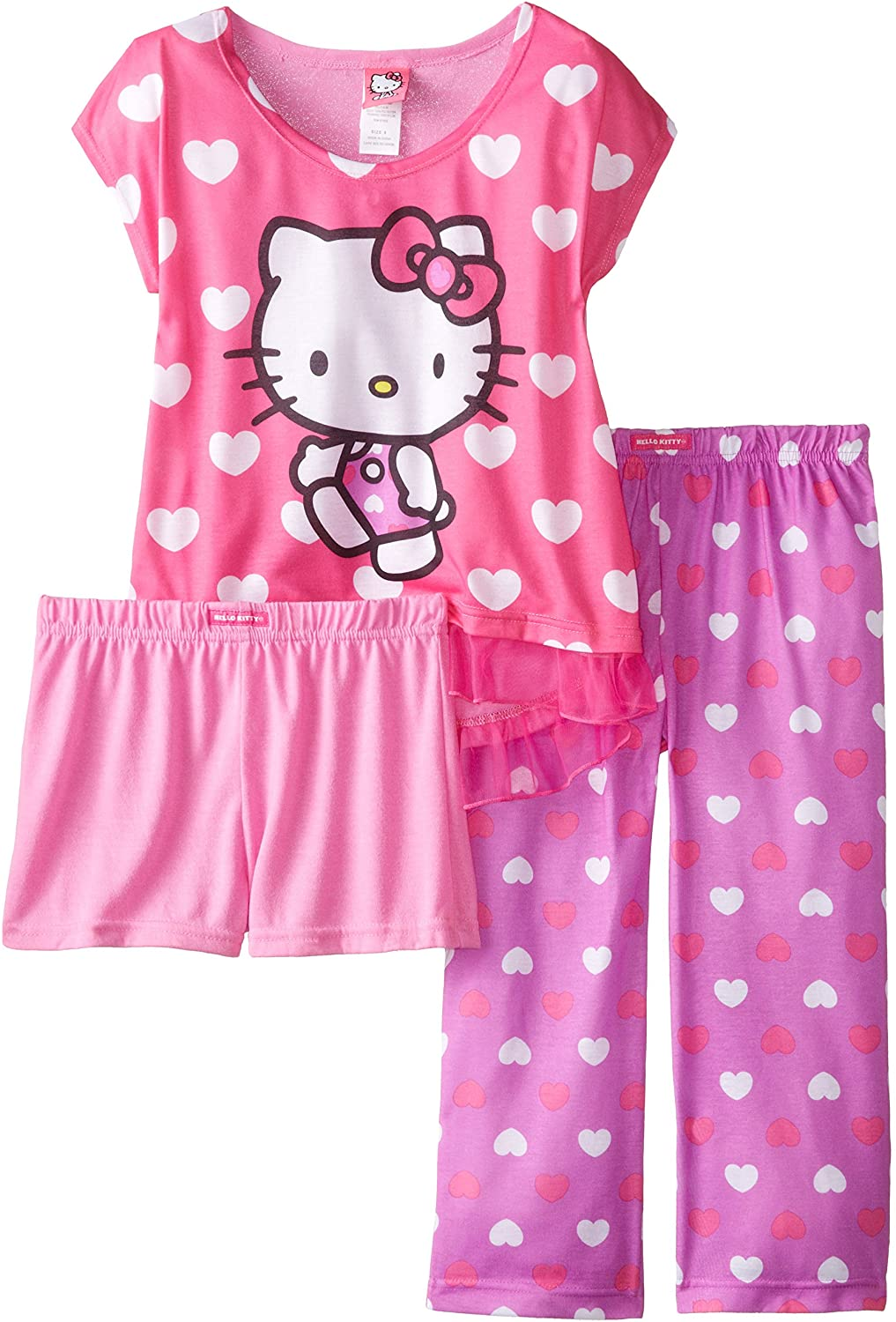 hello kitty pijamas 1