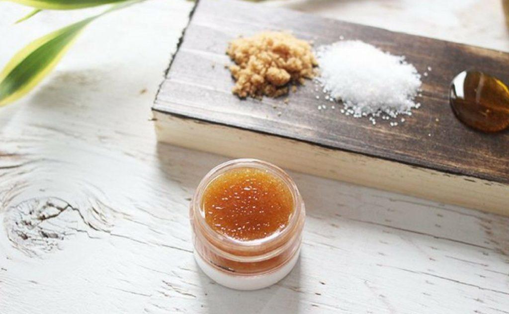 remedios caseros para la cara azucar y aceites